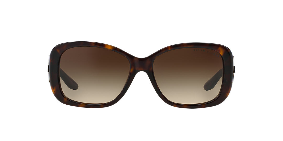 RALPH LAUREN Tortoise RL8127B 55 Brown lenses 55mm