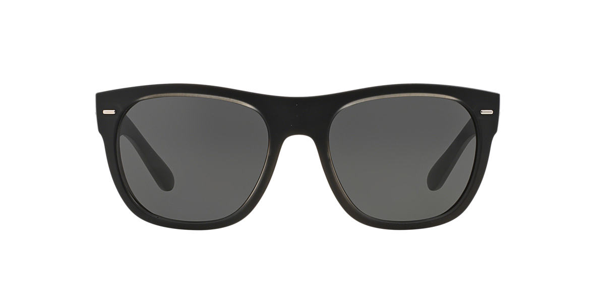 DOLCE AND GABBANA Black DG6091 56 Grey lenses 55mm