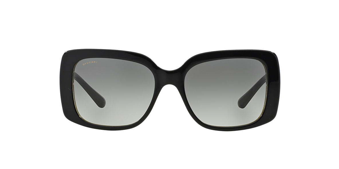 BVLGARI Black BV8146B Grey lenses 55mm