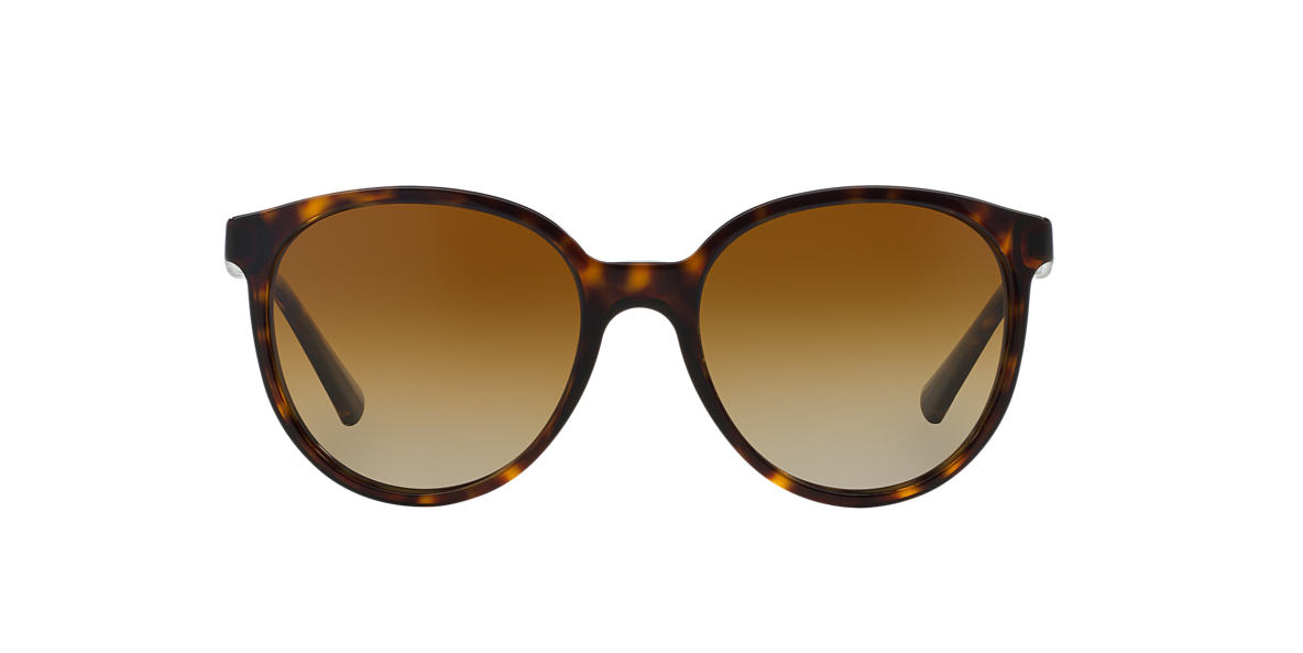 GIORGIO ARMANI Brown AR8043H 54 Brown polarized lenses 54mm