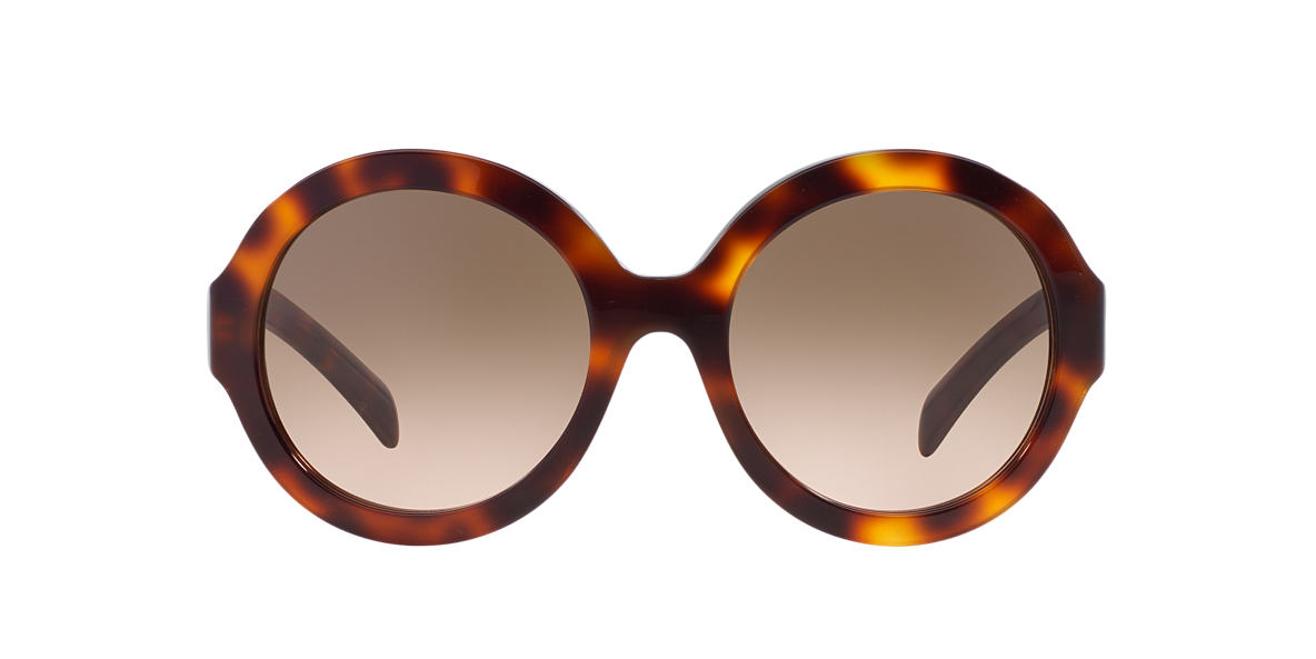 PRADA Tortoise PR 06RS 56 Grey lenses 56mm