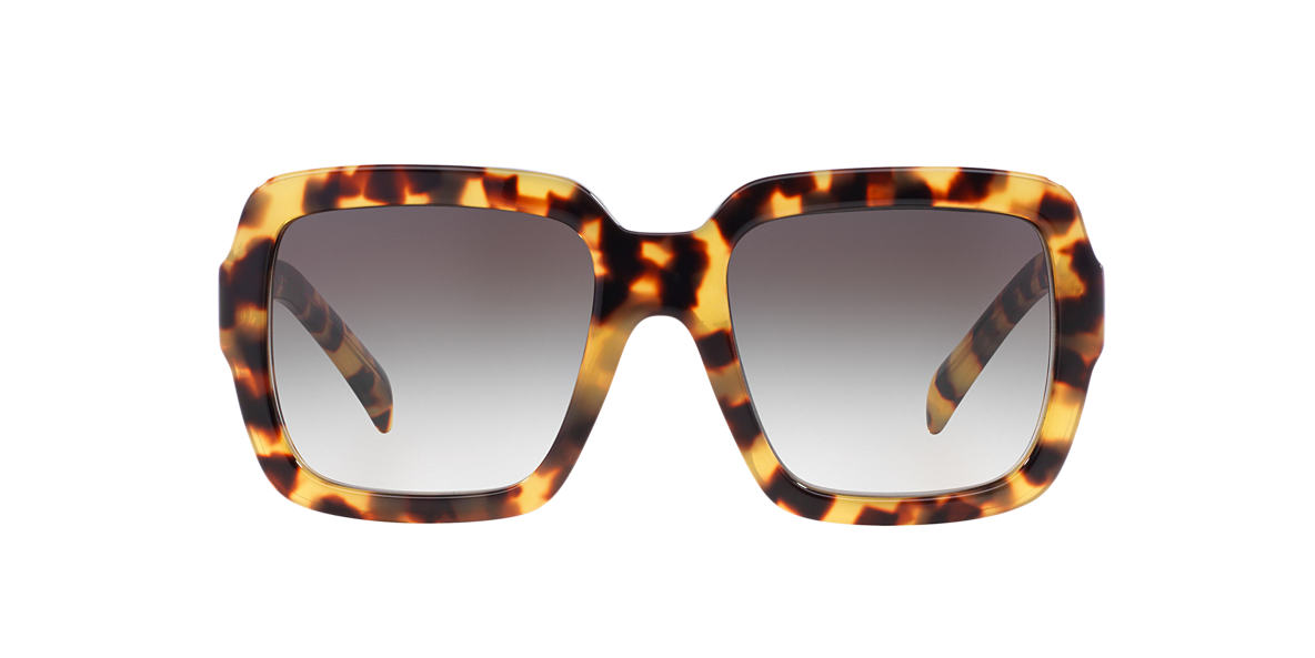 PRADA Tortoise PR 07RS 56 Grey lenses 56mm