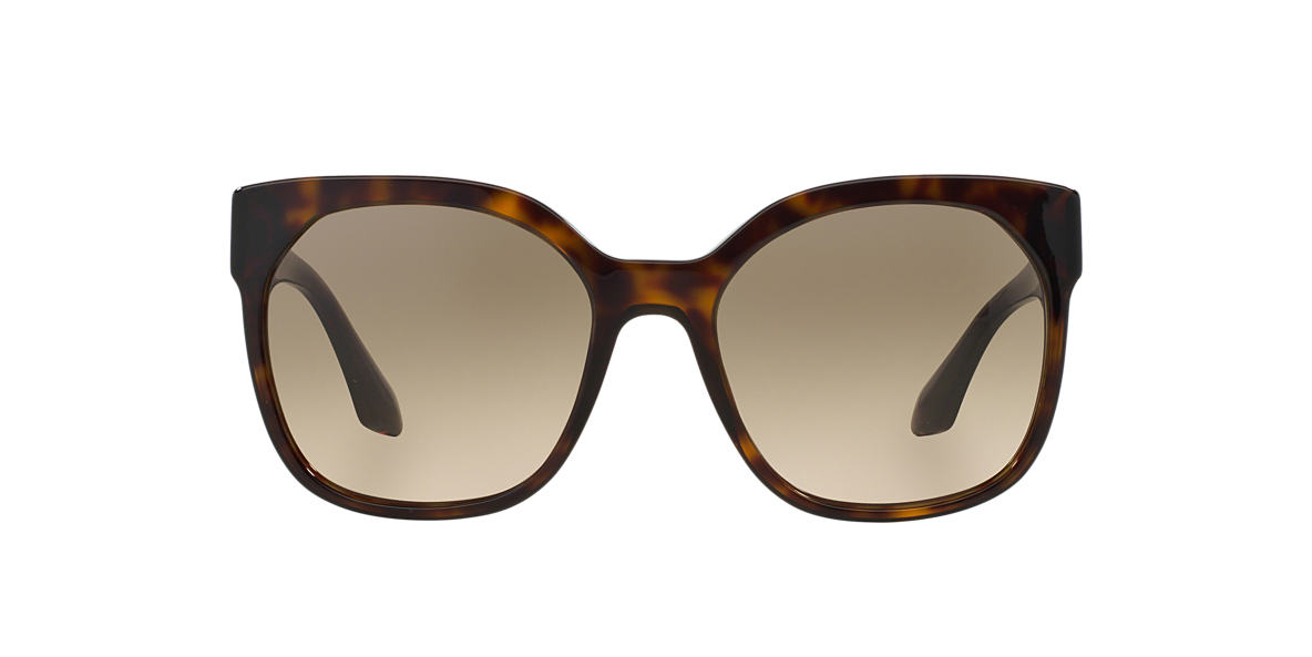 PRADA Tortoise PR 10RS 57 VOICE Grey lenses 57mm