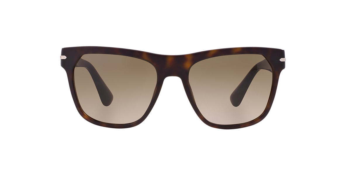 PRADA Tortoise Matte PR 03RS 55 Brown lenses 55mm