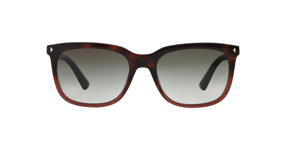 PRADA Red PR 12RS 56 JOURNAL Grey lenses 56mm