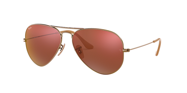 RB3025 55 ORIGINAL AVIATOR $214.95