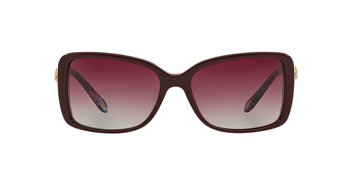 TIFFANY Red TF4102 56 Purple lenses 56mm