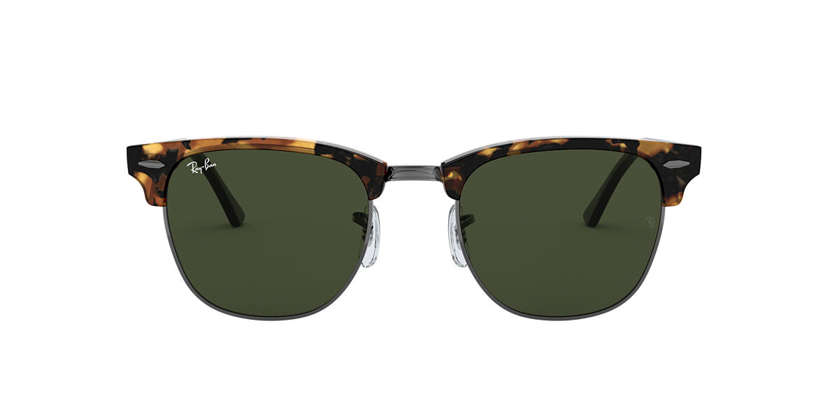 RAY-BAN Multicolor RB3016 51 CLUBMASTER Grey lenses 51mm
