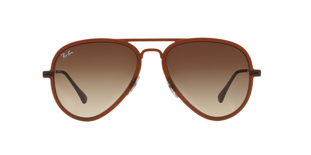 RAY-BAN Brown RB4211 56 Brown lenses 56mm