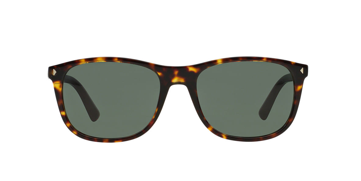 PRADA Tortoise PR 01RS 57 JOURNAL Grey lenses 57mm