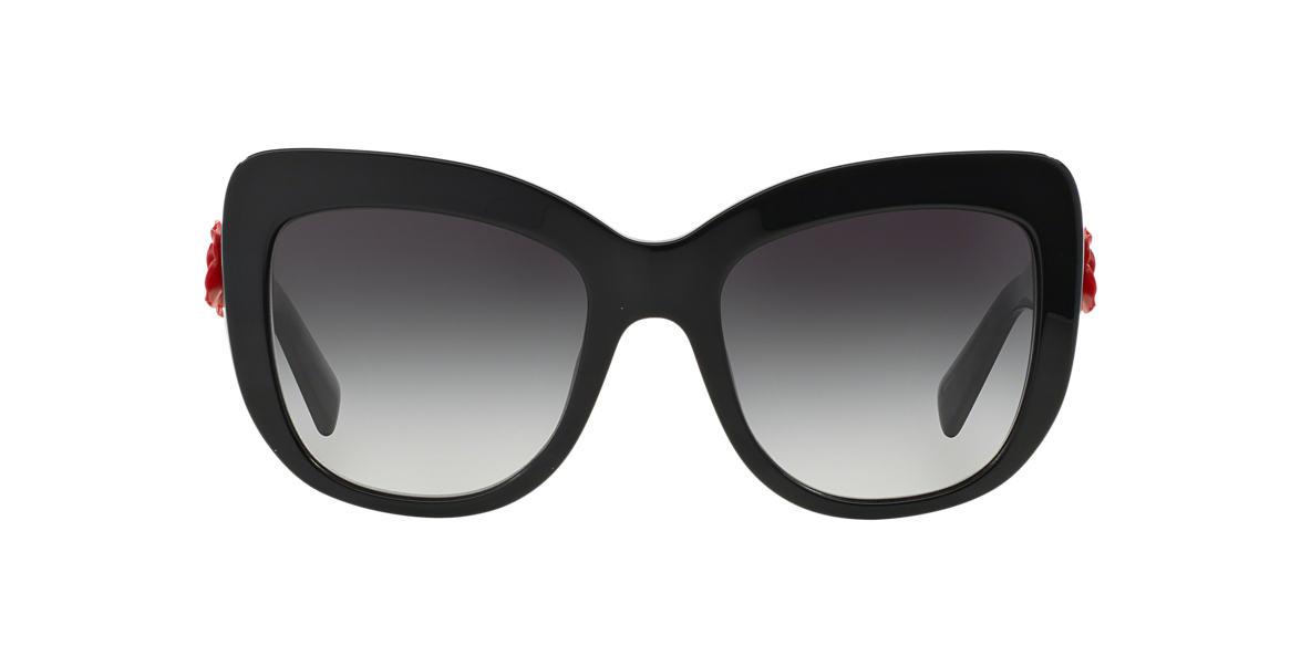 DOLCE and GABBANA Black DG4252 55 Grey lenses 55mm