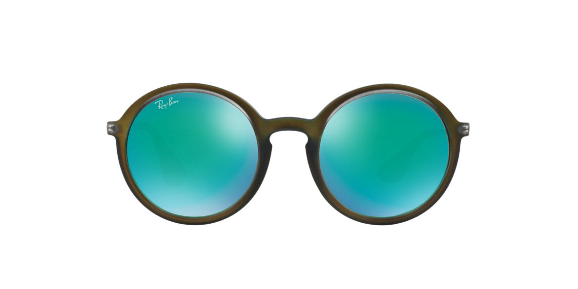 RAY-BAN Green RB4222 50 Green lenses 50mm