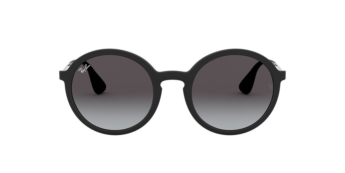 RAY-BAN Black RB4222 50 Grey lenses 50mm