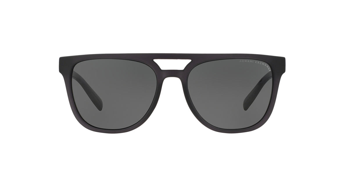 ARMANI EXCHANGE Black AX4032 Grey lenses 55mm