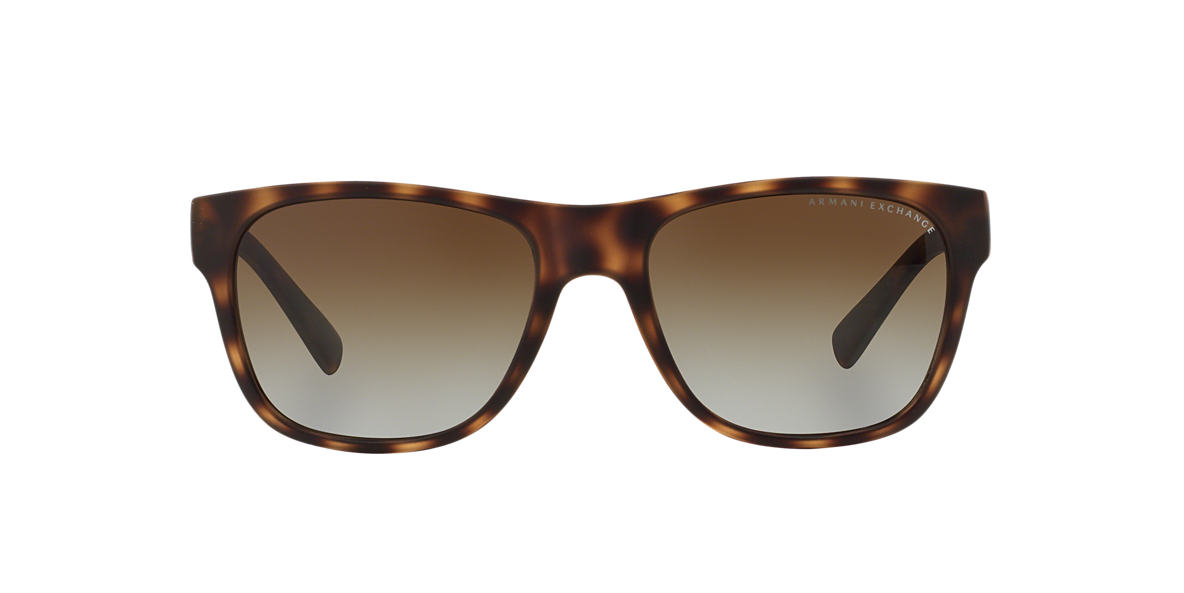 AX Tortoise Matte AX4008 Brown polarized lenses 56mm