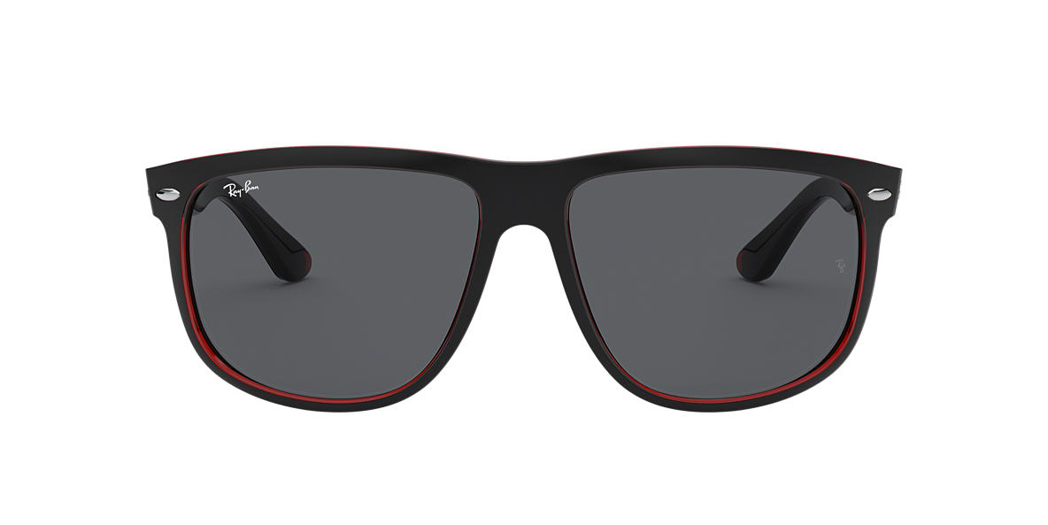 RAY-BAN Black RB4147 60 Grey lenses 60mm
