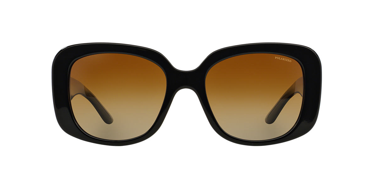 VERSACE Black VE4284 56 Bronze polarized lenses 56mm