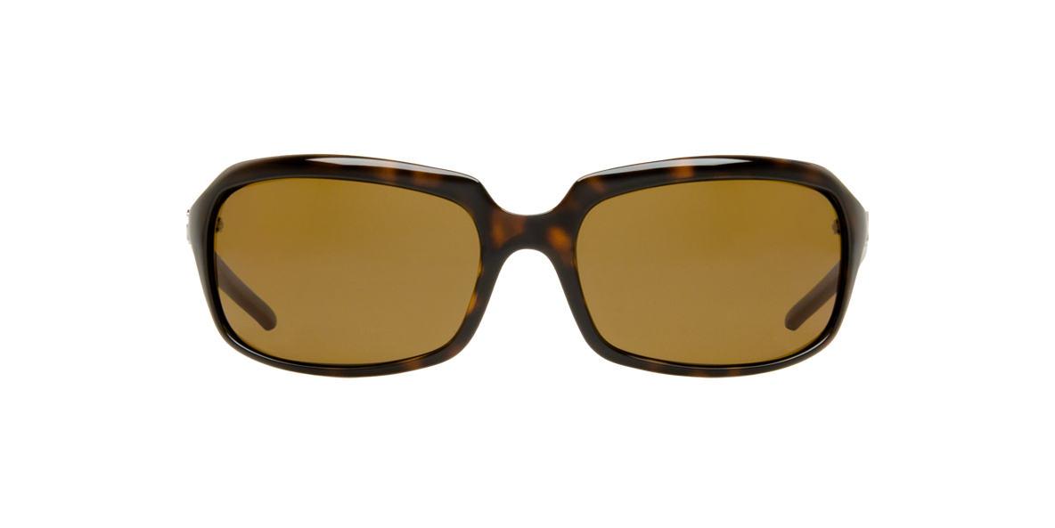 DOLCE and GABBANA Tortoise DD2192 Brown polarized lenses 62mm