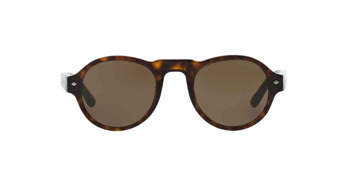 GIORGIO ARMANI Tortoise AR8053 Brown lenses 47mm