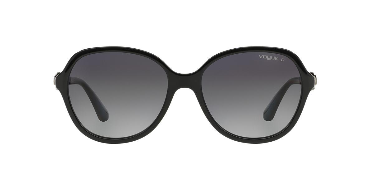 VOGUE LINE Black VO2916SB 58 Grey polarized lenses 58mm