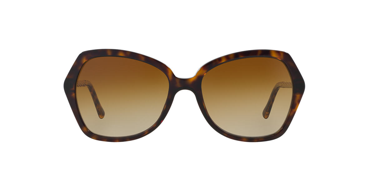 BURBERRY Brown BE4193 57 Brown polarised lenses 57mm