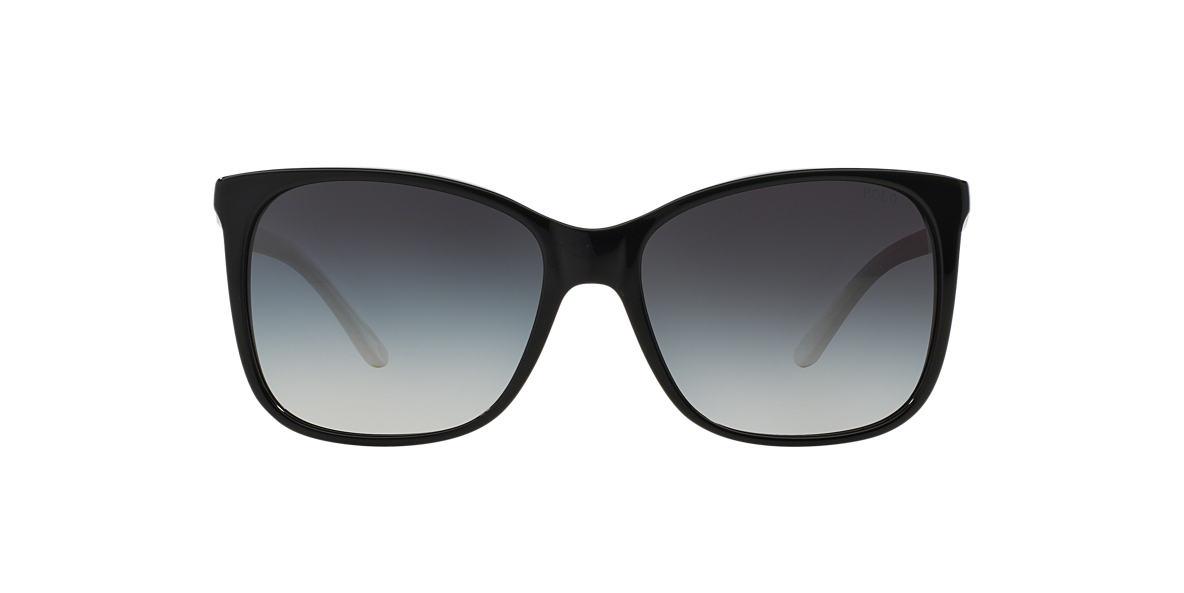 POLO RALPH LAUREN Black PH4094 55 Grey lenses 55mm