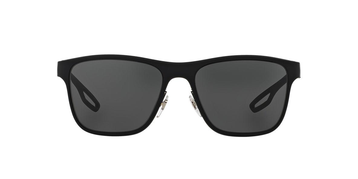 PRADA LINEA ROSSA Black Matte PS 56QS 56 Grey lenses 56mm