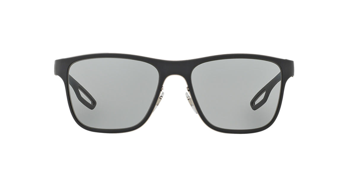 PRADA LINEA ROSSA Grey PS 56QS 56 Grey lenses 56mm