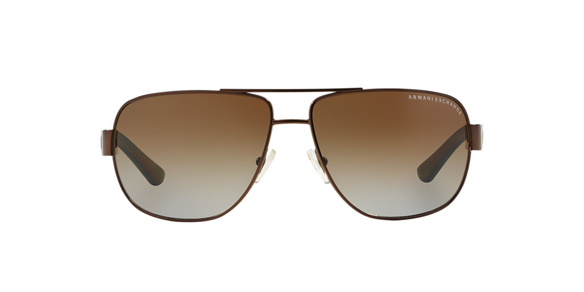 AX Brown AX2012S 62 Brown polarized lenses 62mm