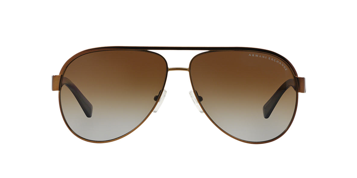 AX Brown AX2013 60 Brown polarized lenses 60mm