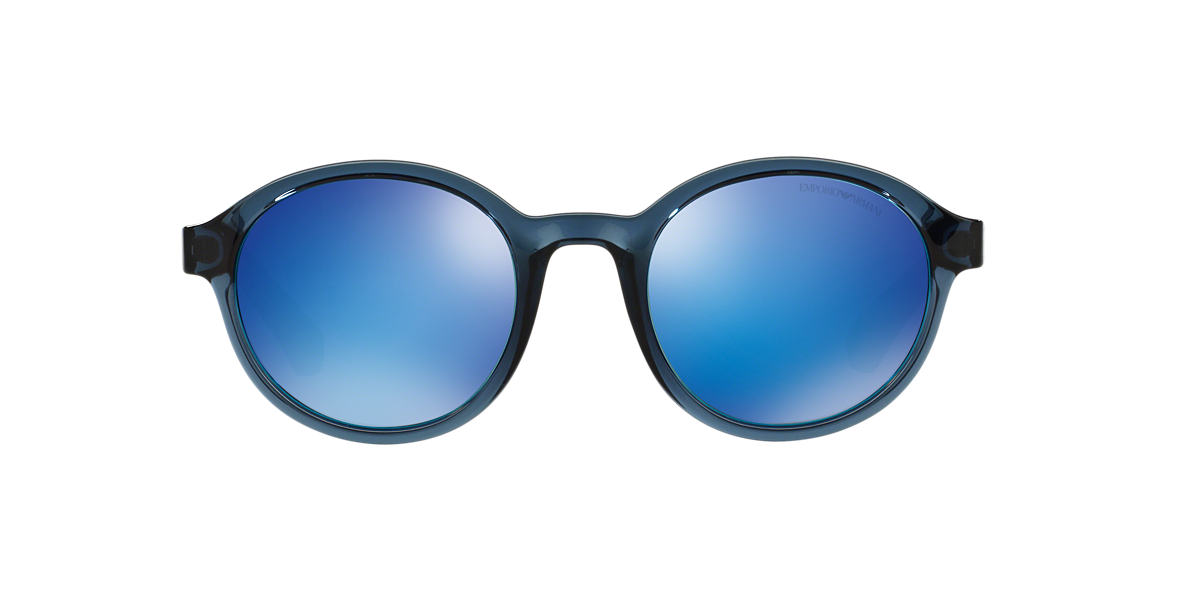 EMPORIO ARMANI Blue EA4054 49 Blue lenses 49mm