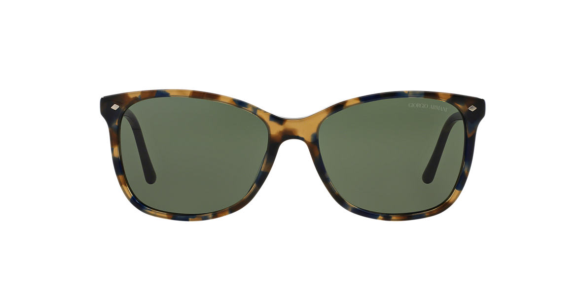 GIORGIO ARMANI Tortoise AR8059 57 Green lenses 57mm