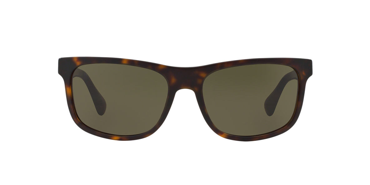 PRADA Tortoise Matte PR 15RS 60 Green lenses 60mm