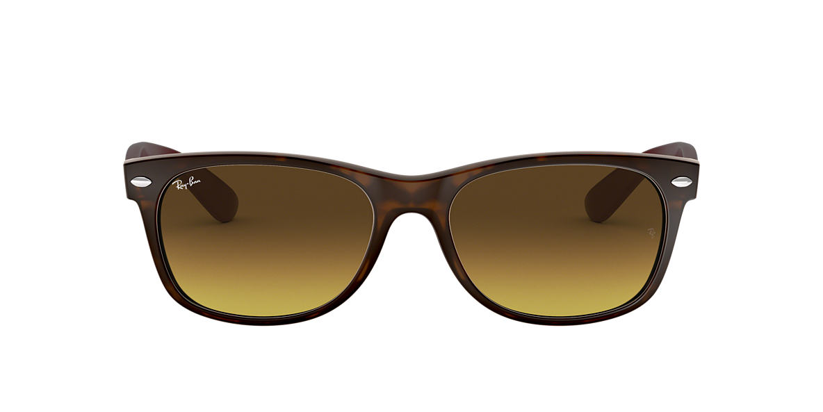 RAY-BAN Brown RB2132 52 NEW WAYFARER Brown lenses 52mm