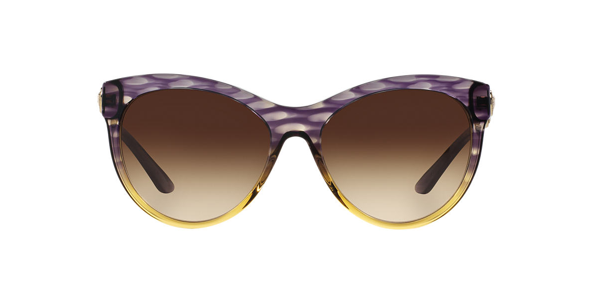 VERSACE Purple VE4292 57 Brown lenses 57mm