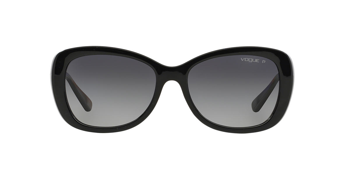 VOGUE LINE Black VO2943SB 55 Grey polarised lenses 55mm