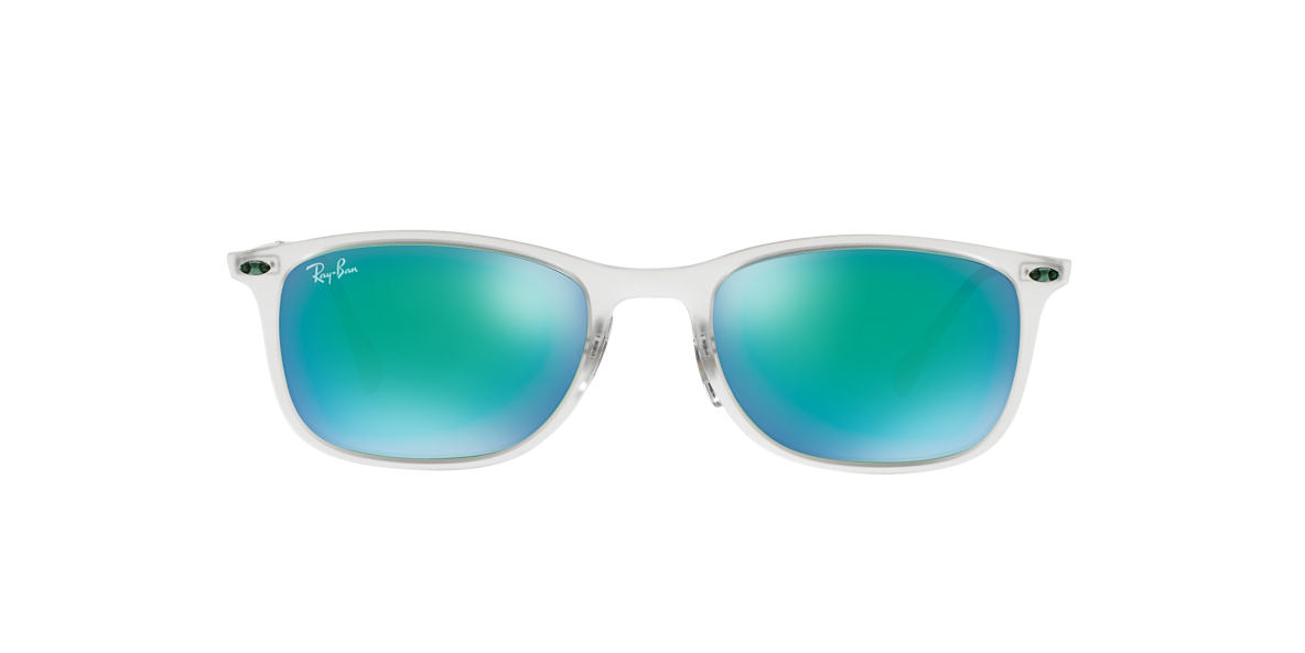 RAY-BAN Clear RB4225 52 Green lenses 52mm