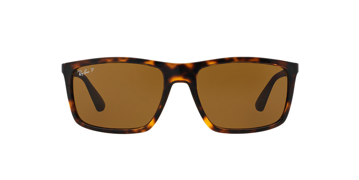RAY-BAN  RB4228 58 Brown polarised lenses 58mm