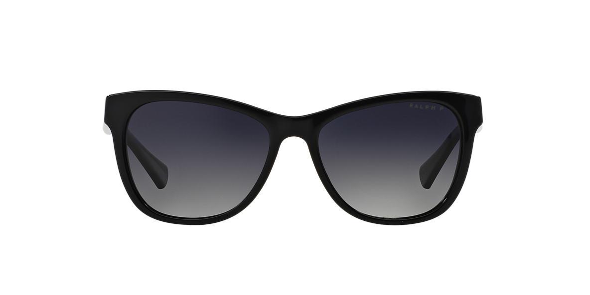 RALPH Black RA5196 54 Grey polarized lenses 54mm