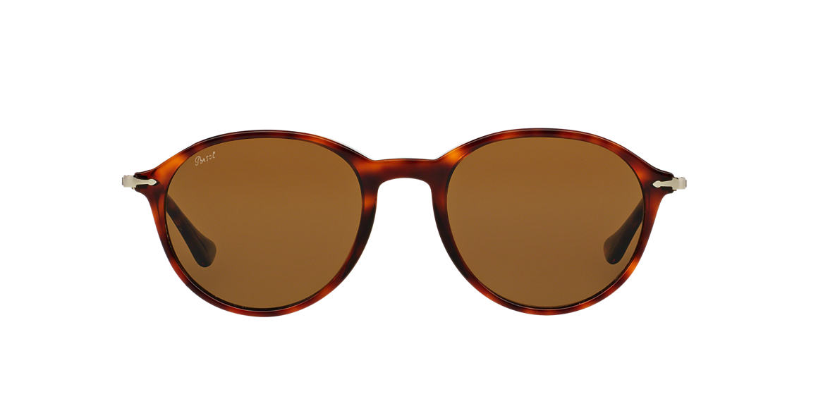 PERSOL Brown PO3125S 51 Brown polarised lenses 51mm