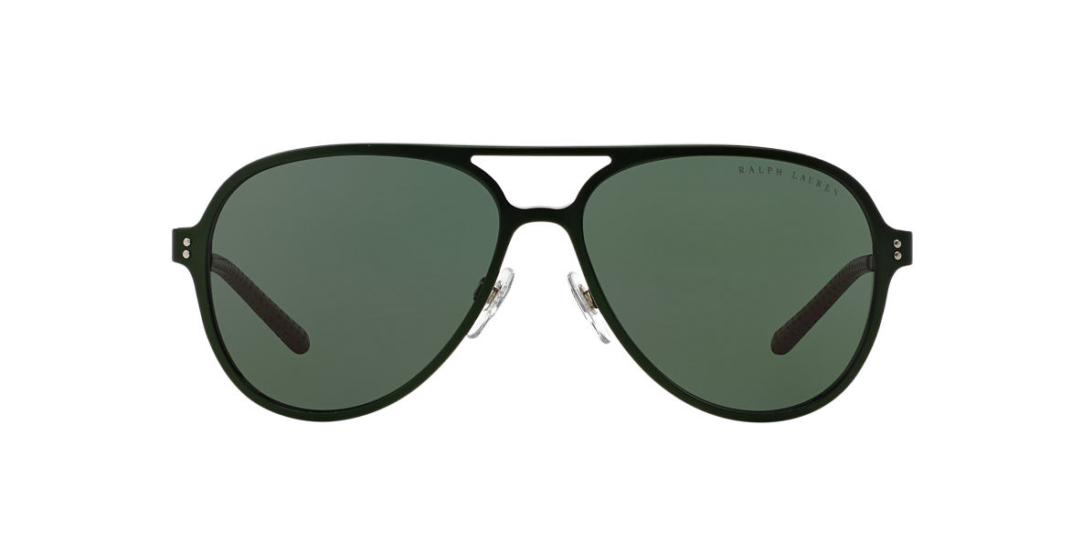 RALPH LAUREN Green RL7049Q 60 Green lenses 60mm
