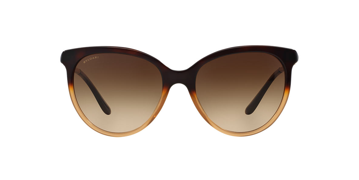 BVLGARI SUN Brown BV8161B 56 Brown lenses 56mm