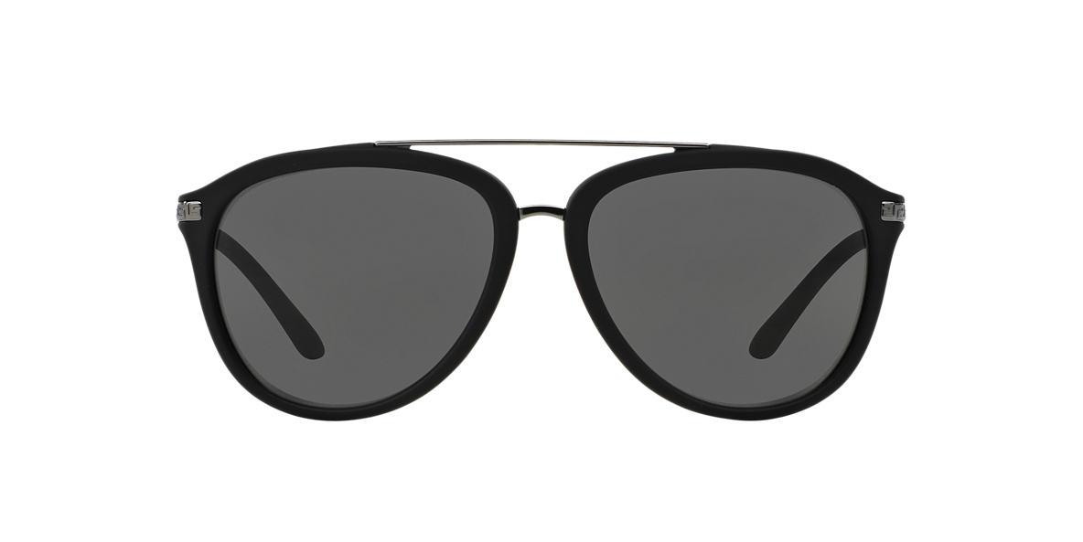 VERSACE Black Matte VE4299 58 Grey lenses 58mm