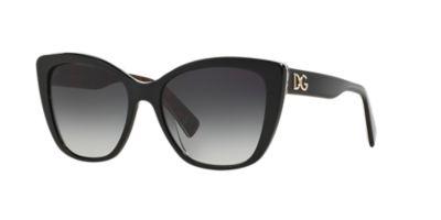 dolce gabbana sunglasses  Dolce \u0026 Gabbana DG4216 55 Grey \u0026 Multicolor Polarized Sunglasses ...