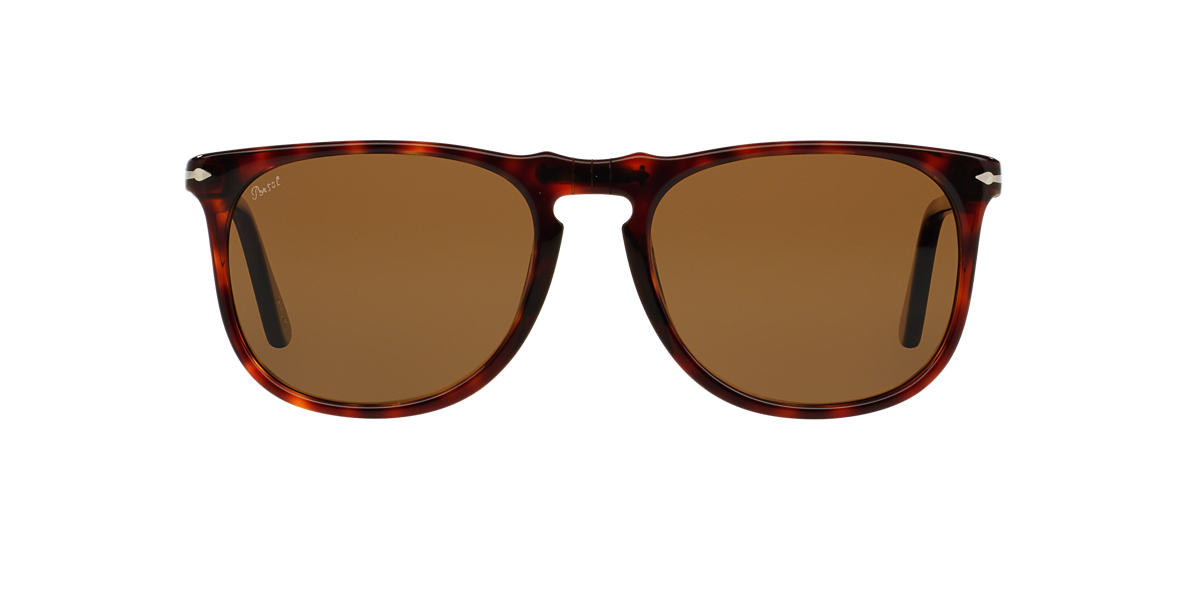 PERSOL Brown PO3113S 57 Brown polarised lenses 57mm