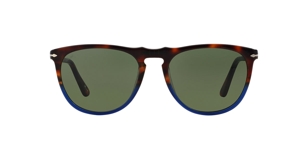 PERSOL Blue PO3114S 53 Grey lenses 53mm