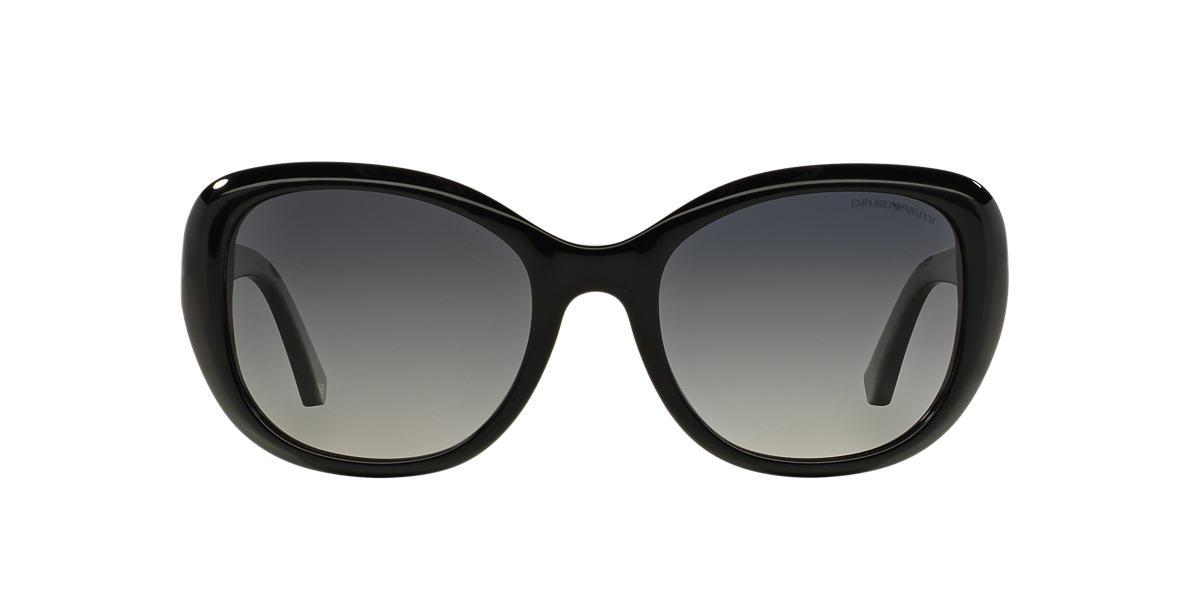 EMPORIO ARMANI Black EA4052 54 Grey polarized lenses 54mm