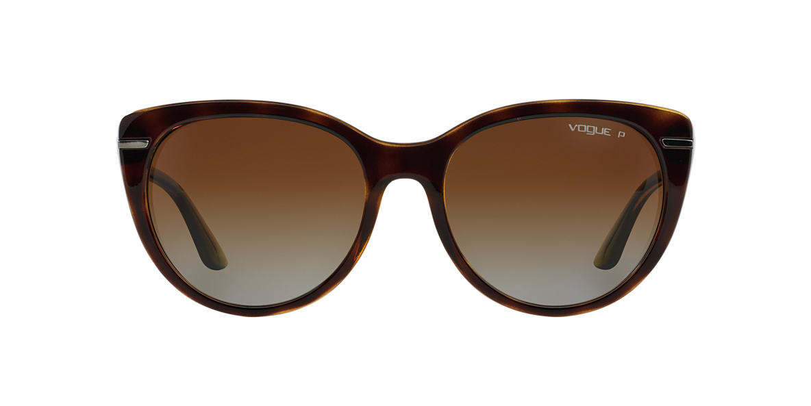 VOGUE Brown VO2941S Brown polarised lenses 56mm