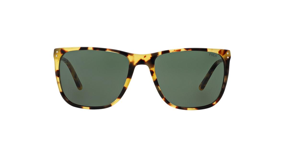 POLO RALPH LAUREN Tortoise PH4102 55 Green lenses 55mm