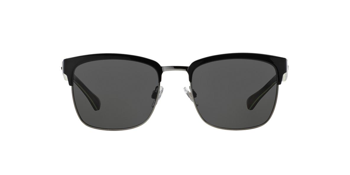 DOLCE AND GABBANA Black DG2148 54 Grey lenses 54mm